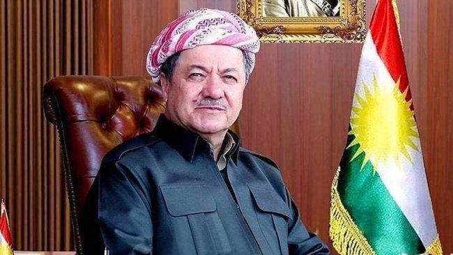 Serok Barzanî di salvegera enfakirina Barzaniyan de peyamek belav kir
