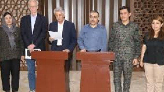 Danûstadandinên aliyên Rojavayê Kurdistanê derbasî qonaxa duyem bûn