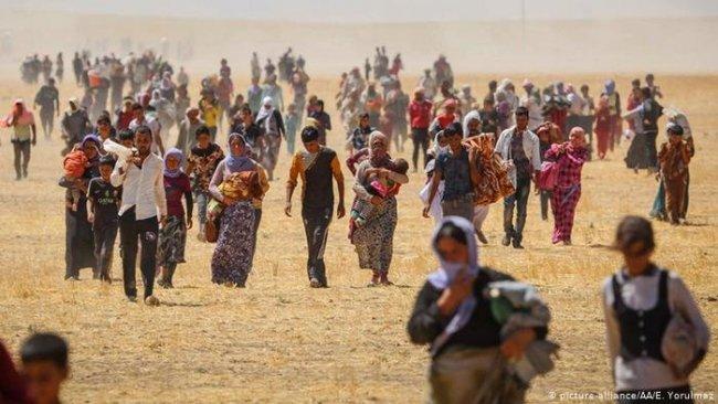 Îro şeş sal di ser komkujiya Kurdên Êzidî re derbas dibin
