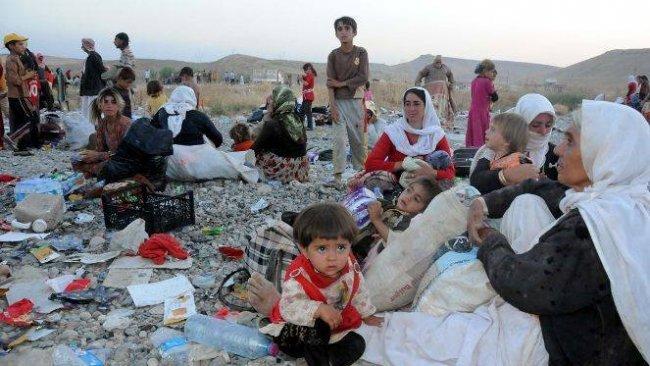 PAK: Em jenosîda Şingalê ya ku li ser Kurdên Êzidî pêk hatî ji bîr nakin, em qesasan rûreş dikin