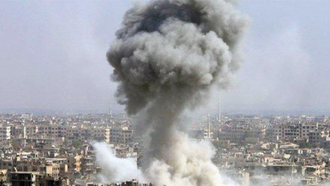 Îsraîlê li nav axa Sûriyê êrîşî çend cihan kir