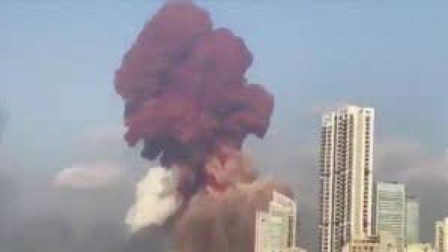 Li Beyrûtê teqîn: Bi dehan mirî û bi hezaran birîndar