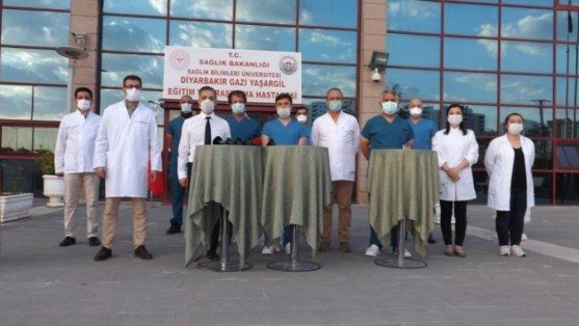 HDP : Li bakur rewşa Korona di asteke metirsîdar de ye