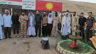 Êzidî li ser çiyayê Şingalê li dijî hebûna PKKê xwe pêşan didin