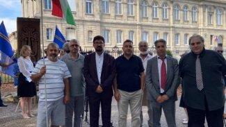 Kurdên dîasporayê nameyek bo Macron şandin