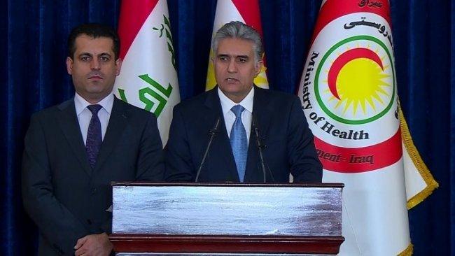 Wezareta Navxwe ya Herêma Kurdistanê biryarên nû derkirin
