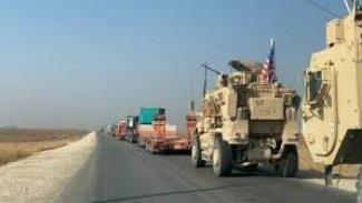 Amerîka karwaneke serbazî derbasî rojavayê Kurdistanê dike
