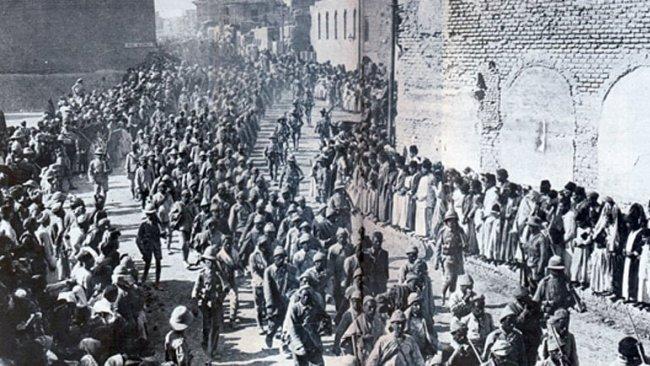 PAK: Em Jenosîda Ermenîyan Rûreş Dikin