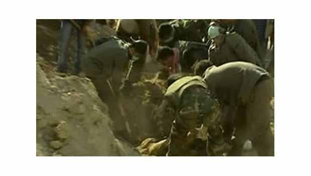 Irak'ın güneyinde Kürtlere ait yeni toplu mezarlar