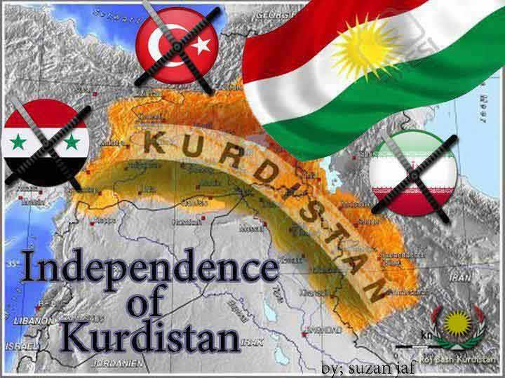 Şeyh Ubeydullah Nehri, Bağımsız ve Birleşik Kürdistan Fikri