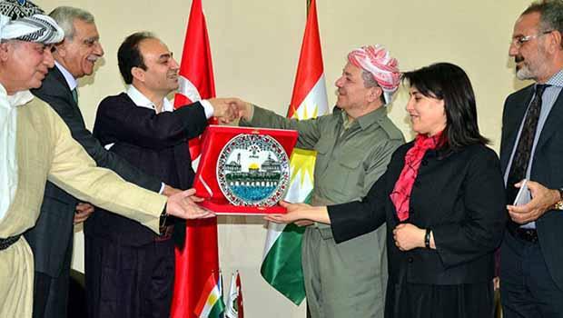 BDP ile KCK, Başkan Barzani'nin ziyari sırasındaki tartışmalar