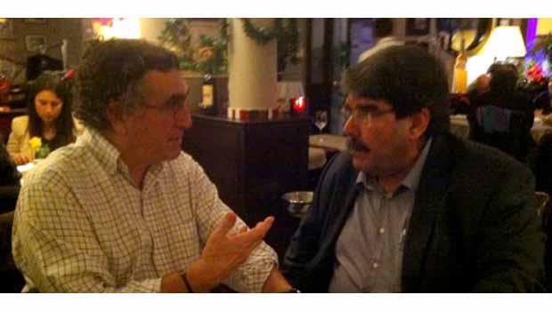 Suriye Kürtleri, PYD ve lideri Salih Müslim'le tarih sahnesine çıkıyor--Hasan Cemal