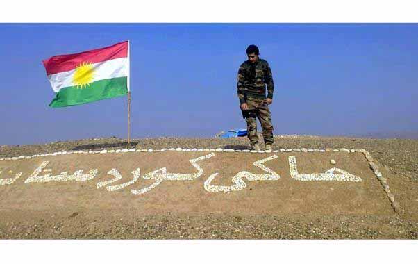 Kerkük Kürdistan'ın kalbidir