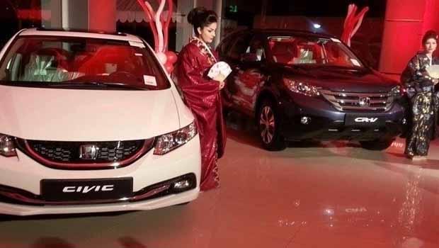 Honda, Kürdistan'da baş bayiiliğini açtı