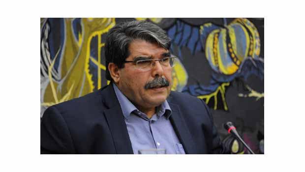 Salih Müslim'den Barzani'ye