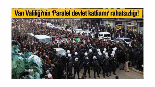 Katliam birçok kentte protesto ediliyor...!