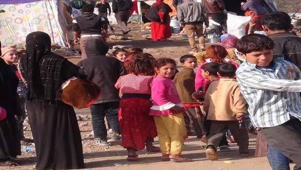 Zebari: Kürdistan'da 2 milyon Iraklı mülteci var