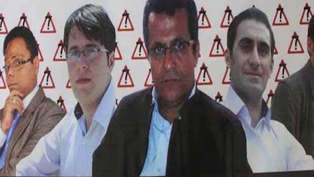 Doğu Kürdistanlı 8 kişi 40 gündür tutuklu
