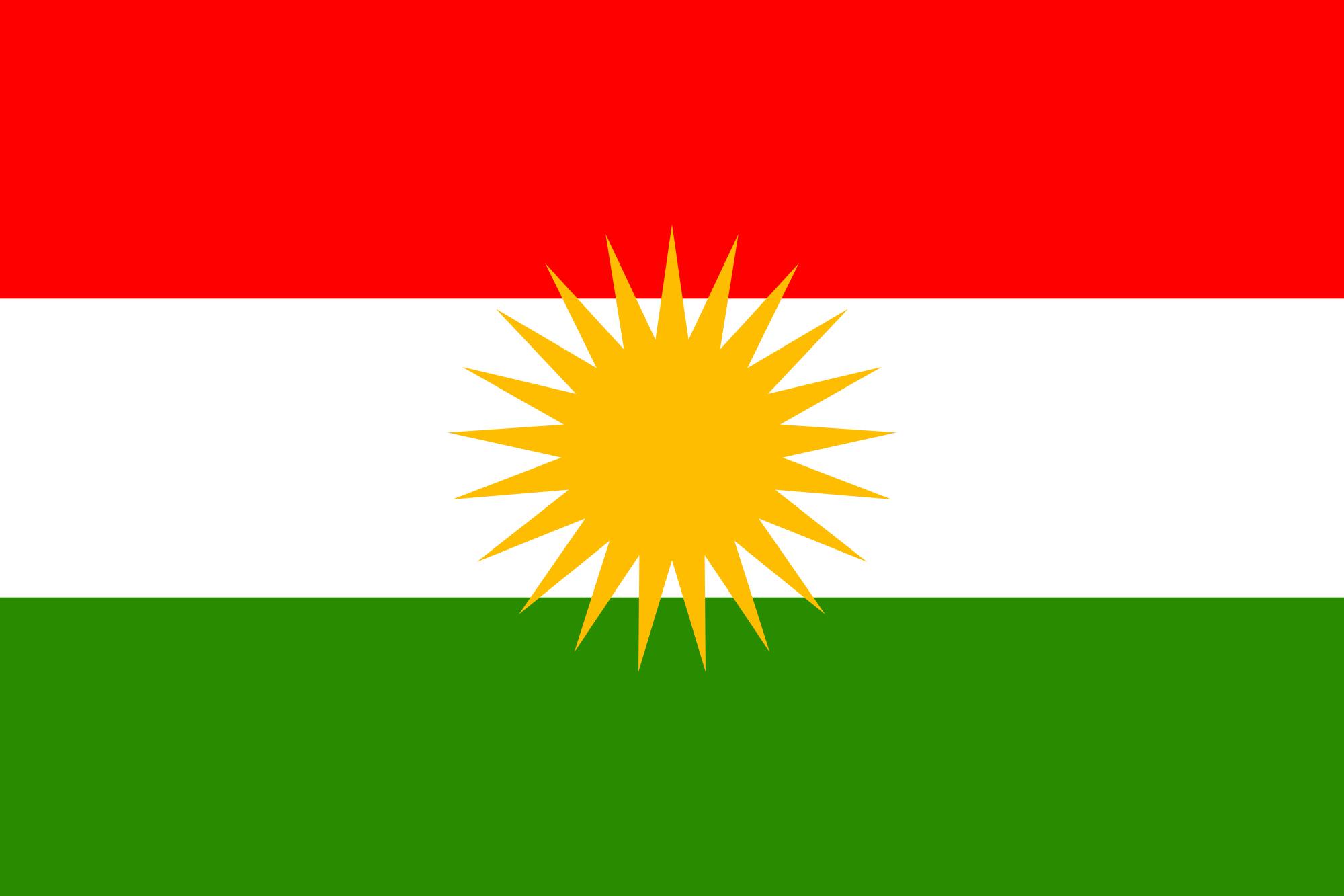 Roja Ala Kurdistan