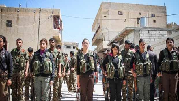 YPG, çocuk asker alımını yasakladı