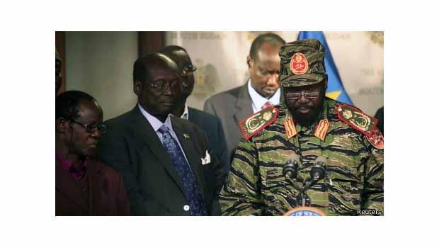 Güney Sudan'daki çatışmalarda '400-500 ölü'