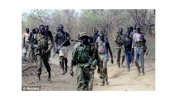 Obama: Güney Sudan 'iç savaşın eşiğinde
