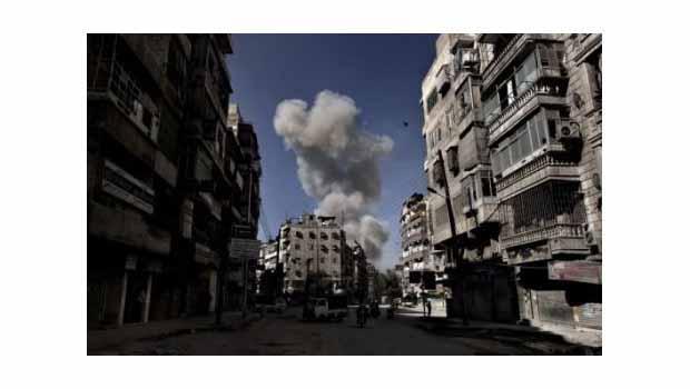 Halep'de Kürtlere saldırı: 3 ölü