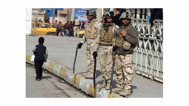 Irak'ta 5'i subay 15 asker öldü