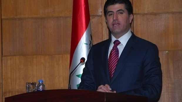Necirvan Barzani Bağdat'ı Eiyaret Edecek