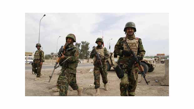 Irak Suriye sınırında büyük operasyona hazırlanıyor