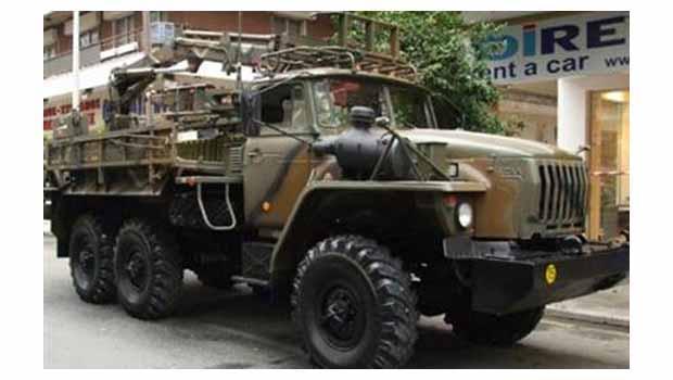 Kimyasal silah taşıyacak Rus kamyonları Suriye'de