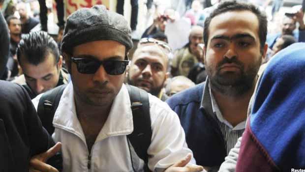 Mısır Devriminin Üç Lideri Hapse Mahkum Edildi