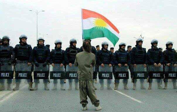 Kürt soykırımına karşı Kürdistan'ın bağımsızlık hayali