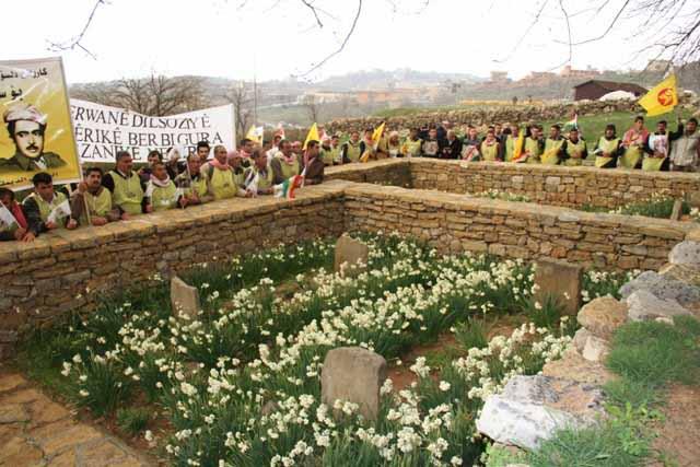 Kürtlerin babasının vasiyeti: 'Mezarım peşmerge mezarından yüksekte olmasın'