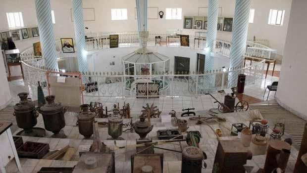 Dünyadaki tek Zerdeşti müzesi
