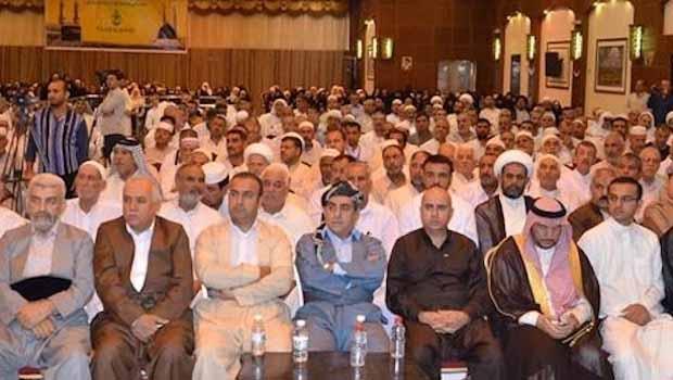 Kürdistan'da iki İslam konferansı birden