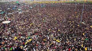 Newroz'u Diyarbakır'da neden kutluyorum?