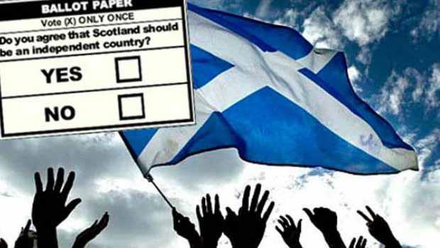 İskoçya Referanduma Hazırlanıyor