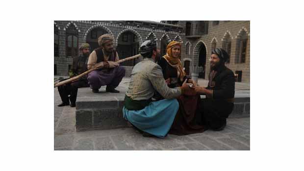 Mem û Zîn Destanı Cemilpaşa Konağı'nda Yeniden Yazılıyor