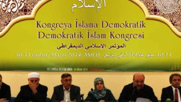 'Demokratik İslam Kongresi' sonuç bildirgesi
