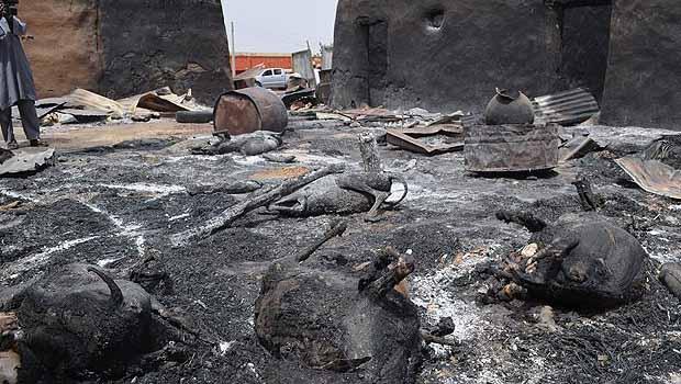 Nijerya'da Boko Haram saldırısı: 20 ölü