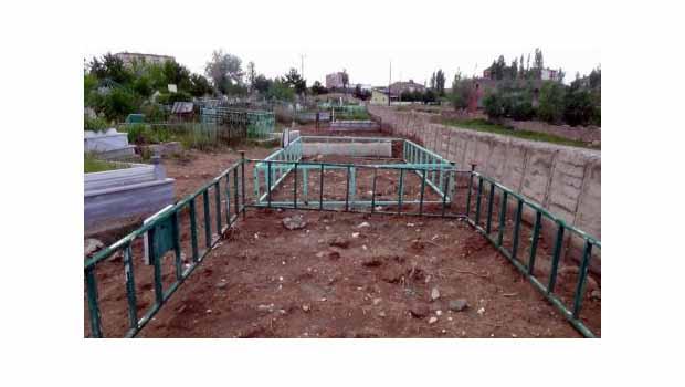 Sivas Belediyesi'nden Mezarlık Açıklaması