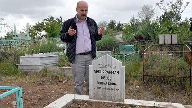 Sivas'ta Gerilla mezarlarına saygısızlık