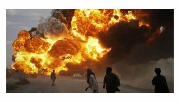 Xaneqin'de katliam: 18 ölü, 60 yaralı