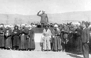 Çarmıhtan Bağımsızlığa Kürdler