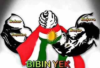 Kürdistanî Güçler Birleşin!