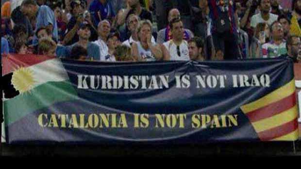 Kürdistan, Katalonya ve İskoçya bağımsızlık için yarışıyor