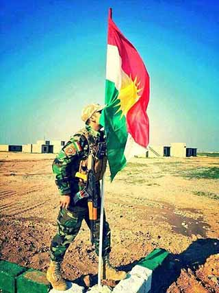 Kürdistani Olmayanlar Peşmergeyi Anlayamaz