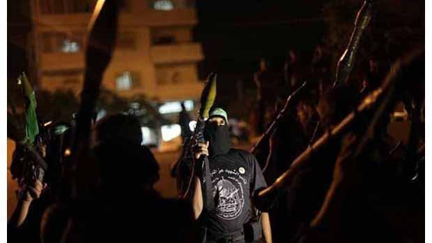 Hamas'ın 3 lideri öldürüldü