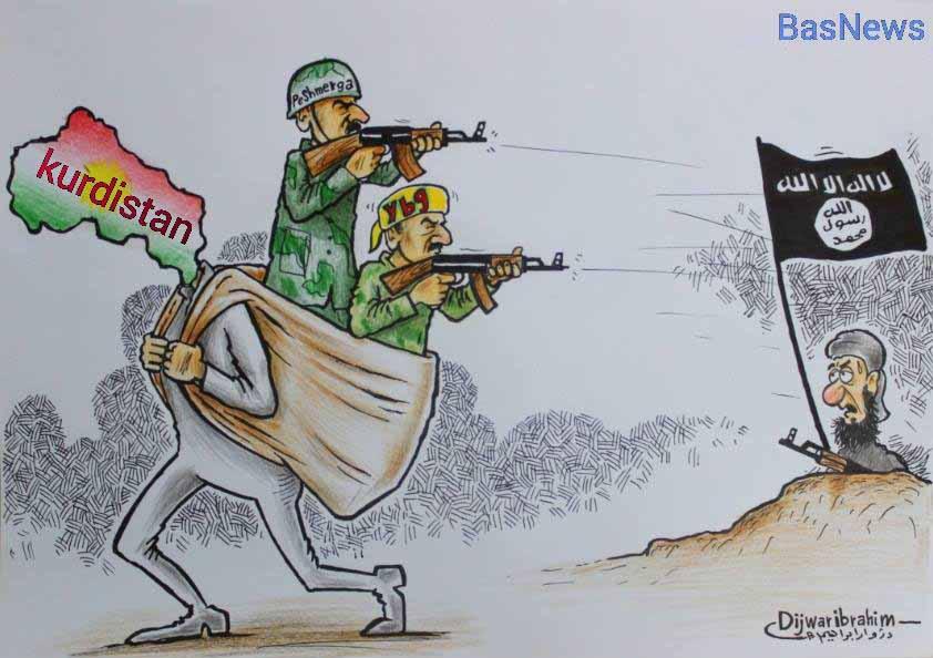 Kürt ve Arap Savaşı -1-